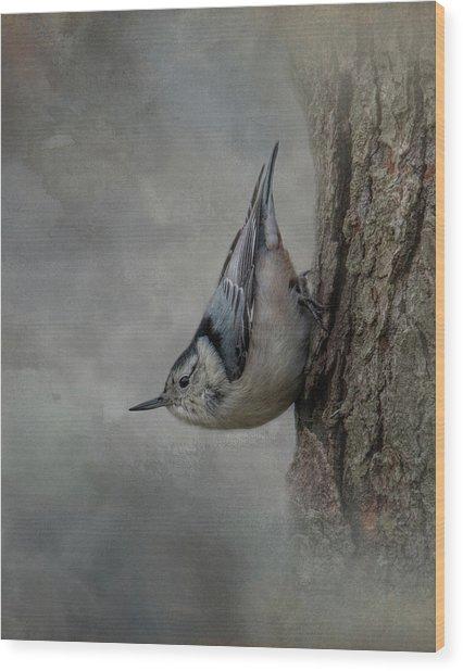 The Tree Walker Wood Print