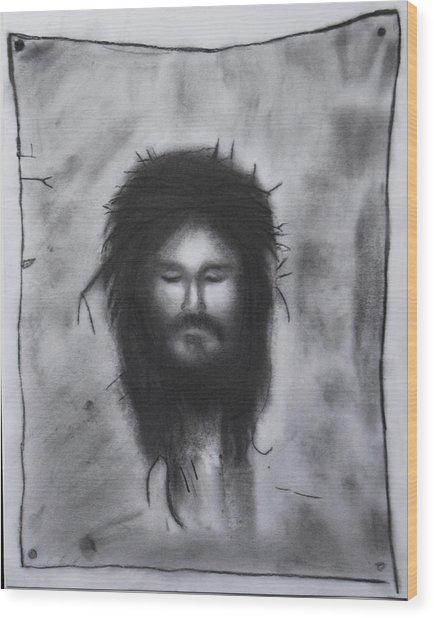 Veronica's Veil Wood Print