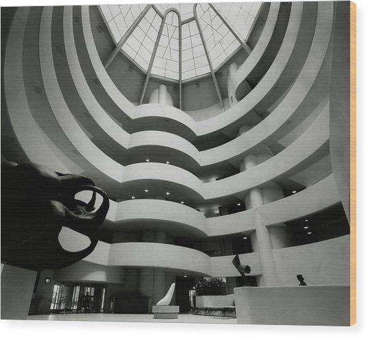 Vogue 1960 Wood Print