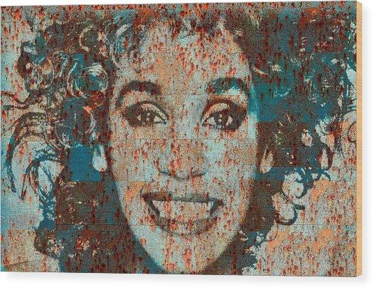 Whitney Love Wood Print