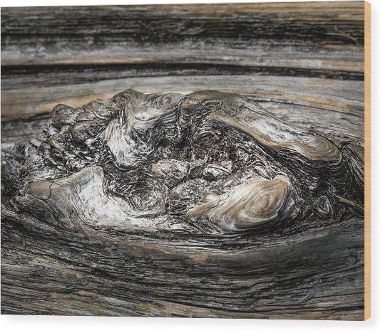 Wood Skine Wood Print