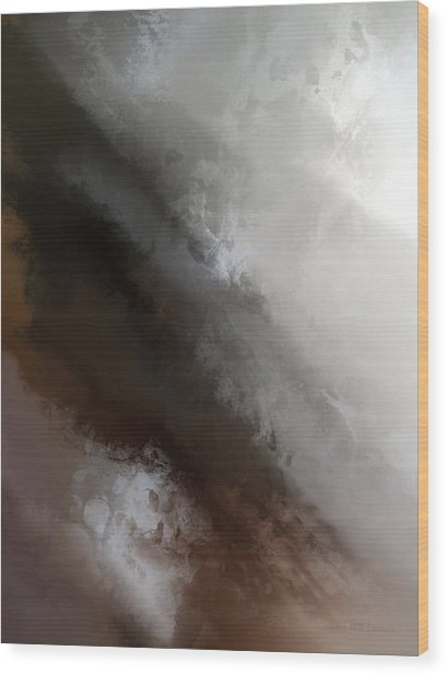 Z Iv Wood Print