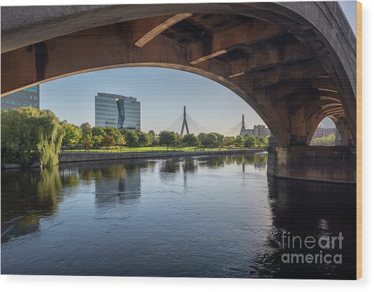 Zakim From The Charles Wood Print