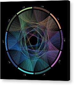 Math Acrylic Prints