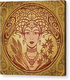 Abundance Acrylic Prints