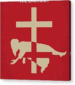Priests Acrylic Prints