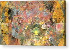 Abstract Expresionism Acrylic Prints