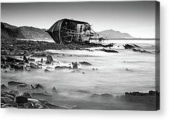 Shipwrecks Acrylic Prints