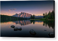 Rockies Acrylic Prints