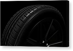 Mag Wheels Acrylic Prints