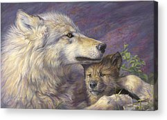 Naturalist Paintings Acrylic Prints