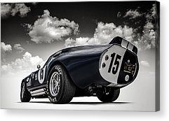 Automotive Acrylic Prints