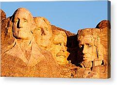 Mount Rushmore Acrylic Prints