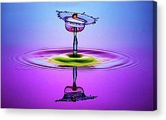 Surface Acrylic Prints