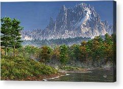 Bob Daniels Acrylic Prints