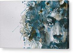 Jimi Hendrix Acrylic Prints