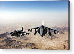 Helmand Province Acrylic Prints