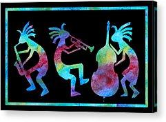 Petroglyph Acrylic Prints
