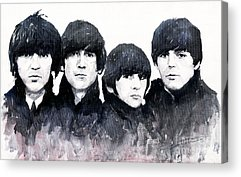 Beatles Acrylic Prints