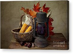 Wicker Acrylic Prints