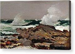 Winslow Homer Acrylic Prints