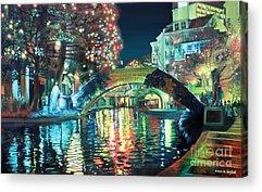 Del Rio Acrylic Prints