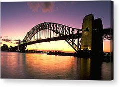 Sunset Travelpics Acrylic Prints