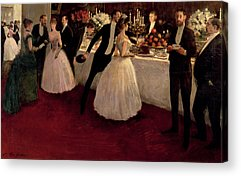 The Buffet Acrylic Prints