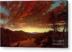 Wilderness Acrylic Prints