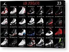 Nike Acrylic Prints