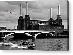 Power Station Acrylic Prints