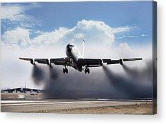 Plane Acrylic Prints