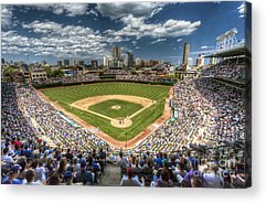 Chicago Photographs Acrylic Prints