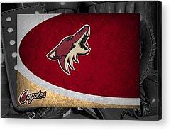 Phoenix Coyotes Acrylic Prints