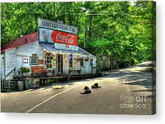 Rabbit Hash Acrylic Prints