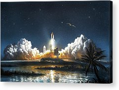 Designs Similar to Space Shuttle Launch