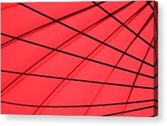 Geometric Abstract Acrylic Prints