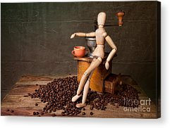 Coffee Grinders Acrylic Prints
