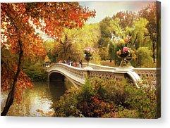 Bow River Acrylic Prints