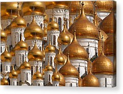 Moscow Acrylic Prints