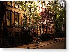 Greenwich Village Acrylic Prints