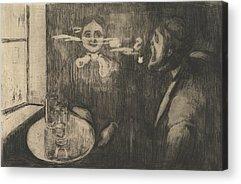 Edvard Acrylic Prints