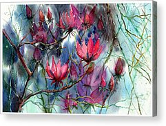 Entanglement Acrylic Prints