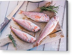 Cooking Acrylic Prints