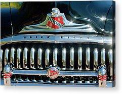 Buick Emblem Acrylic Prints