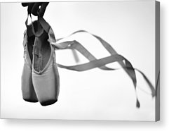 Ballet Duets Acrylic Prints