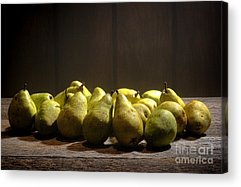 Produce Stand Acrylic Prints