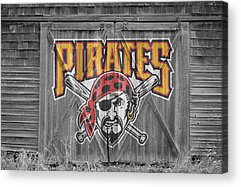 Pittsburgh Pirates Acrylic Prints