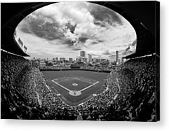Baseball Players Acrylic Prints