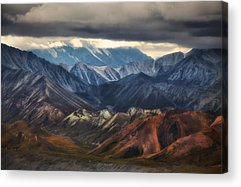 Layer Acrylic Prints